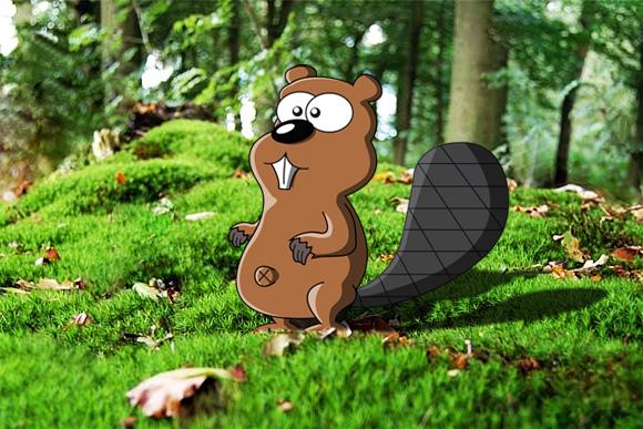 Der Waldbiber